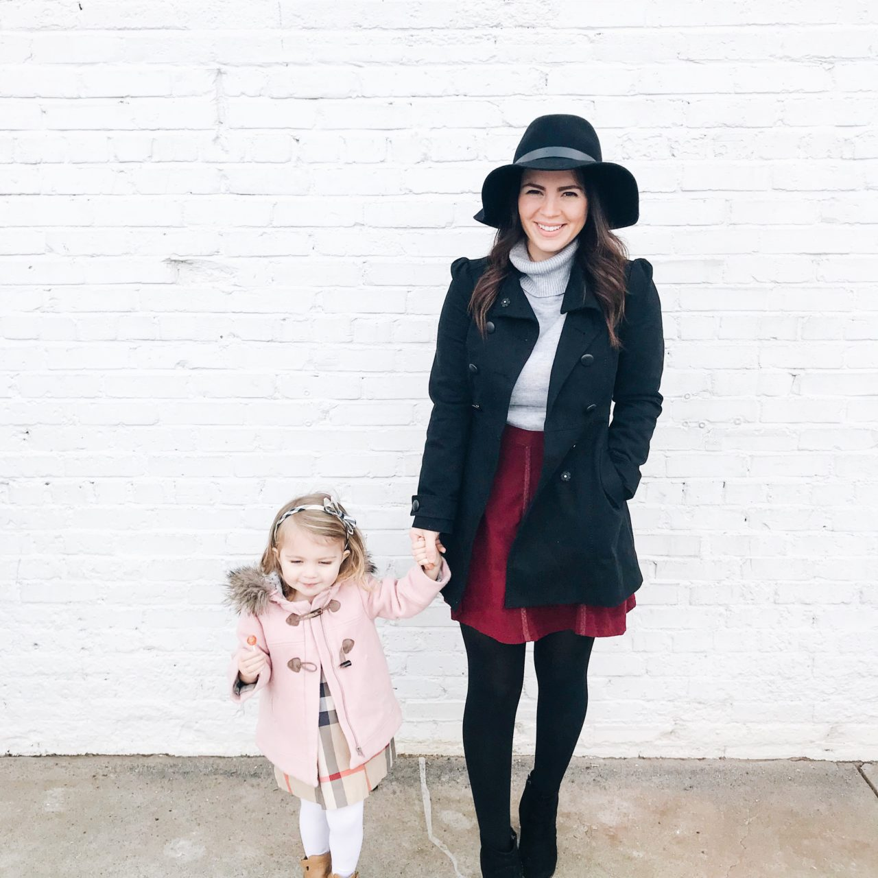 Holiday Outfits for Mommy & Her Mini